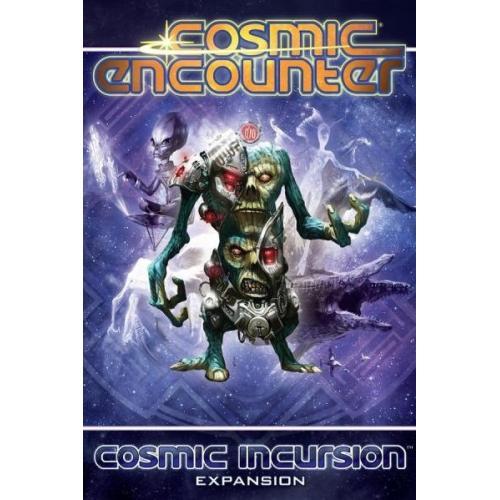 Cosmic Encounter: Cosmic Incursion (Космическое столкновение: дополнение)