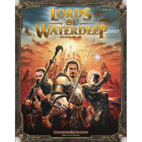 D&D Lords of Waterdeep (Владыки Уотердипа)