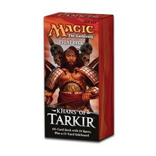 MTG: Khans Of Tarkir Event Deck