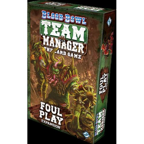 Blood Bowl: Team Manager - Foul Play (Кровавый кубок: Командный менеджер - Грязная игра)