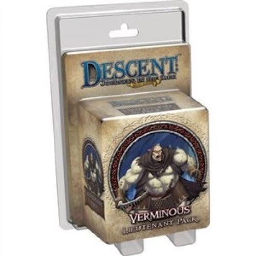 Descent: Lieutenant Pack - Verminous