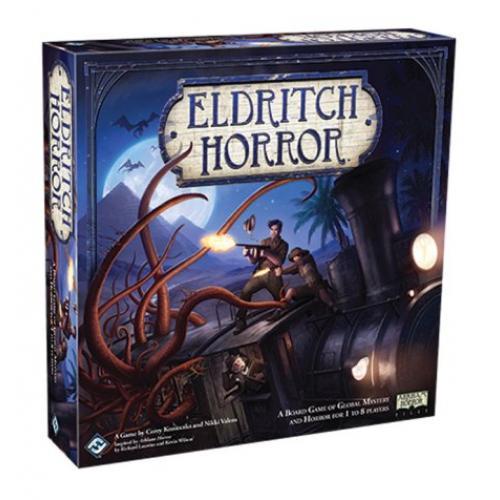 Eldritch Horror (Древний Ужас)