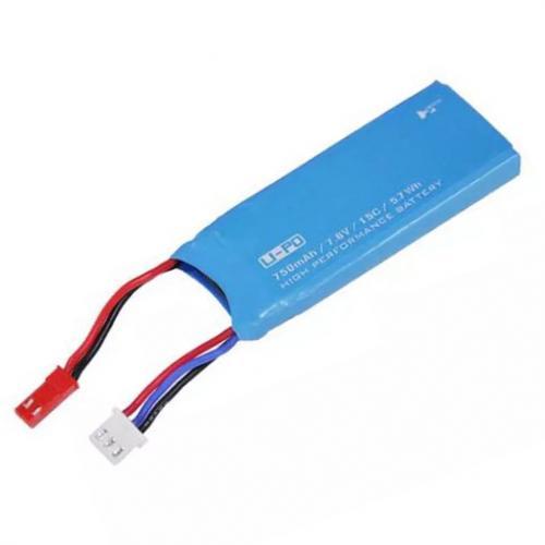 Аккумулятор Hubsan LiPO 7,6 В 750 мАч 15С для H216A (H216A-04)