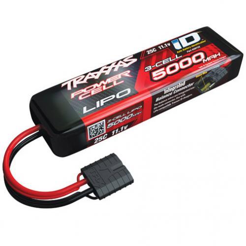 Аккумулятор Traxxas LiPO 11,1 В 5000 мАч 3S 25C (2872X)