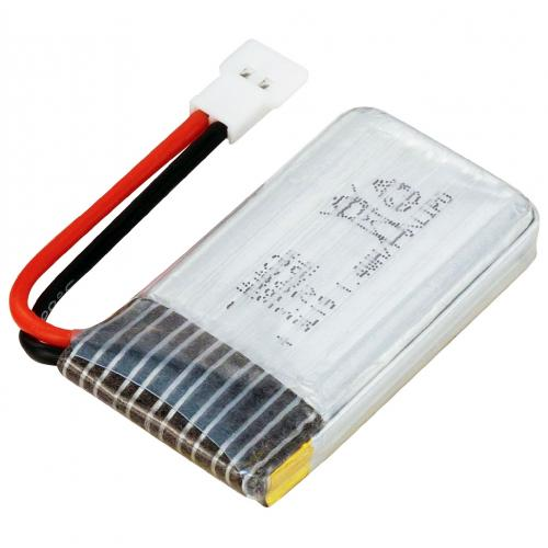 Аккумулятор Hubsan LiPO 3,7 В 380 мАч 1S (H107-A24)