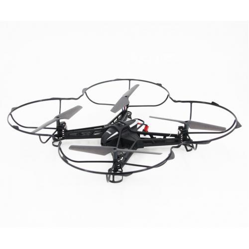 Квадрокоптер MJX X301H 310мм HD 720p WiFi камера черный CBGames