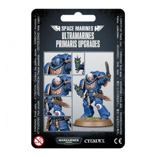 S/M ULTRAMARINES PRIMARIS UPGRADES