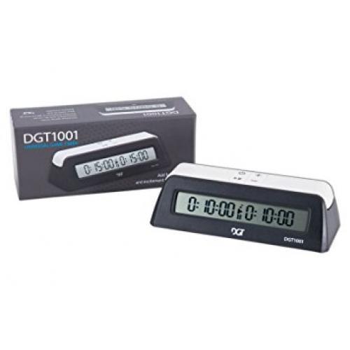 Часы DGT 1001 чорно-білий