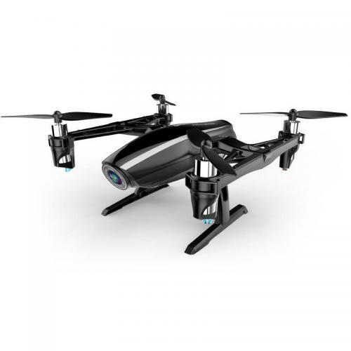 Квадрокоптер UDIRC U28 Freelander 165мм HD 720p камера 3D черный CBGames