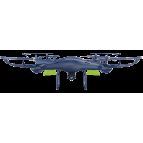 Квадрокоптер UDIRC U42W Petrel 360мм HD WiFi камера синий CBGames