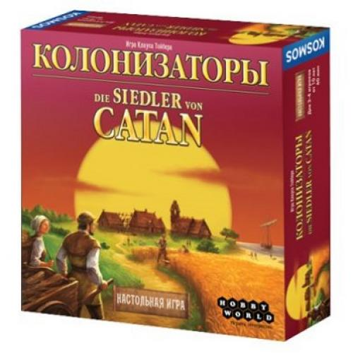 Колонизаторы 4-е издание (The Settlers of Catan)