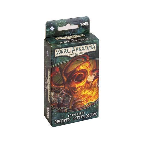 Стратегическая игра Hobby World Ужас Аркхэма. Наследие Данвича. Экспресс округа Эссекс (181951) CBGames