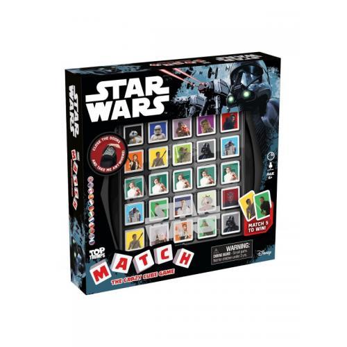 Настольная игра Top Trumps Match Star Wars
