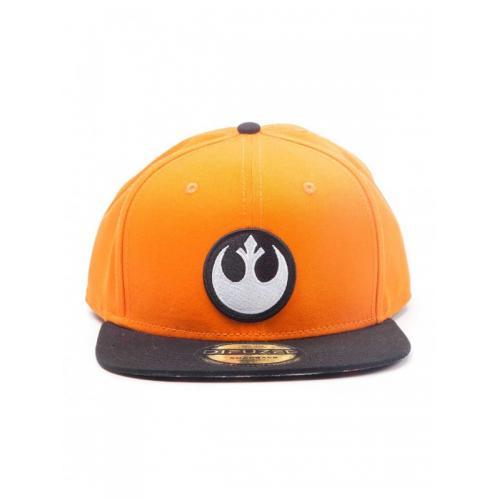Официальная кепка Star Wars - The Resistance Logo Snapback