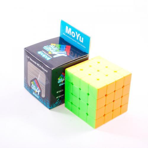 MoYu Meilong 4х4 stickerless   Кубик Мейлонг 4х4 без наклеек