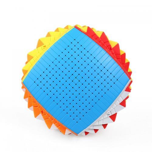 Shengshou 15x15 stickerless   Кубик Шенгшоу 15x15 без наклеек