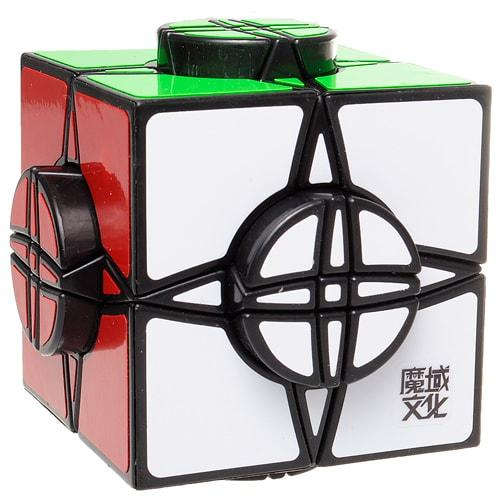MoYu Time Machine cube black | Головоломка Мою