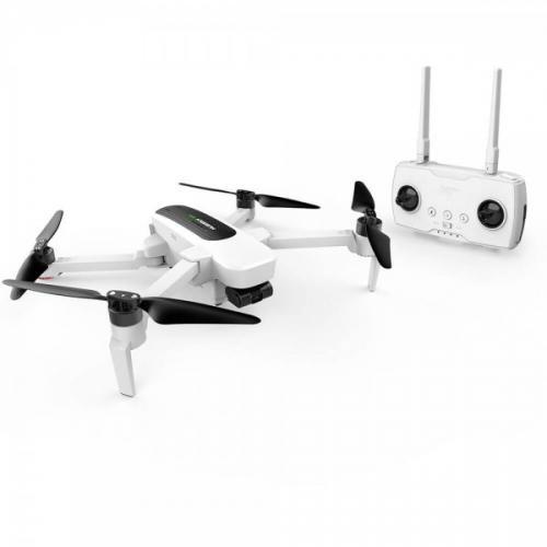 Hubsan H117S Zino − дрон с GPS, FPV, Ultra HD 4K камера, 23 мин полета + кейс CBGames