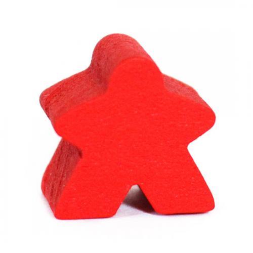 Мипл красного цвета