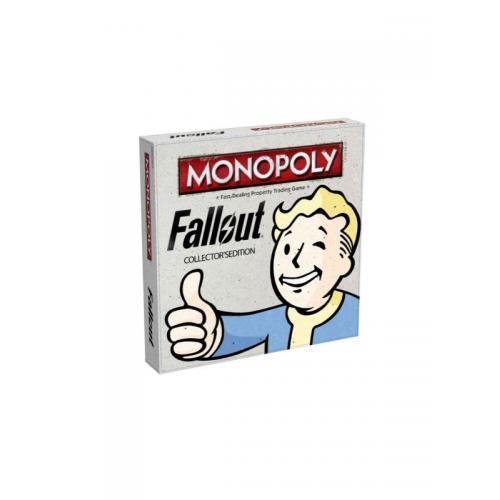 Настольная игра Monopoly Fallout