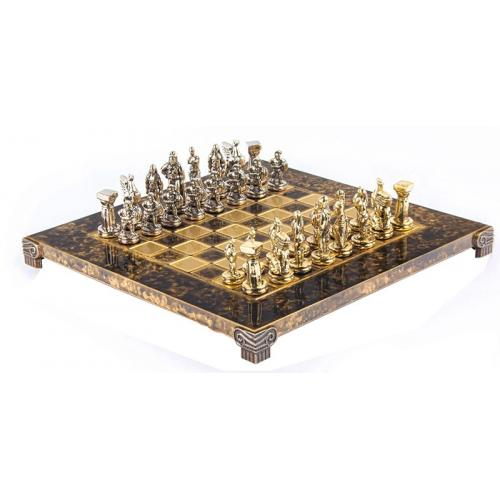 Шахматы Manopoulos Спартанский воин 28х28 см (S16CBRO)