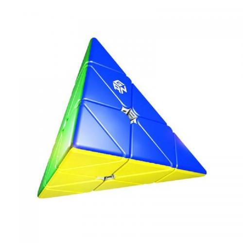GAN Pyraminx Standart M stickerless | Пирамидка GAN M стандарт