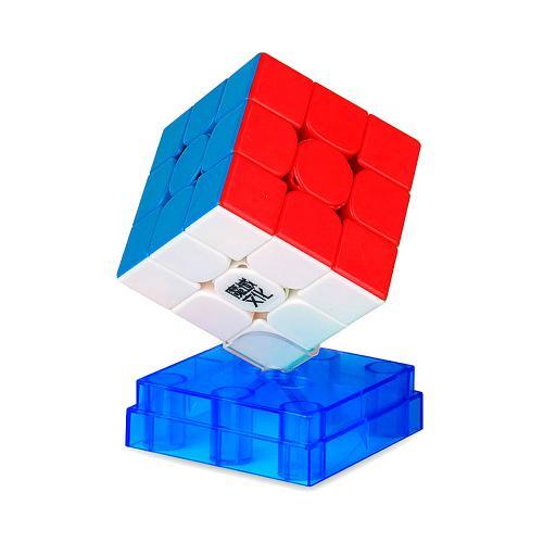 MoYu WeiLong WR 3х3 stickerless | Кубик 3х3 Мою без наклеек