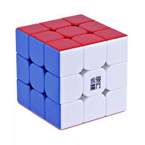 YJ 3x3 YuLong V2 Magnetic Stickerless | Кубик ЮЛонг 3x3 магнитный