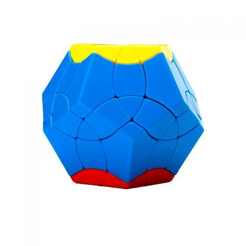 ShengShou 3-Colors Megaminx stickerless | Шенгшоу Мегаминкс 3-Colors