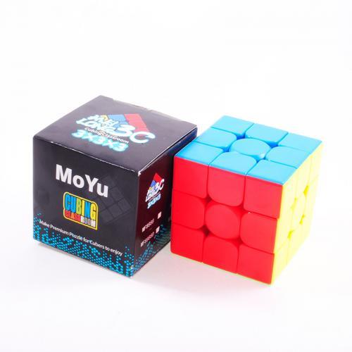 MoYu Meilong 3C 3x3 Cube stickerless   Кубик 3х3 без наклеек Мейлонг 3С