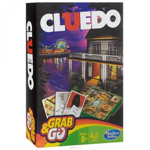 Клуедо. Дорожная версия (Cluedo compact)