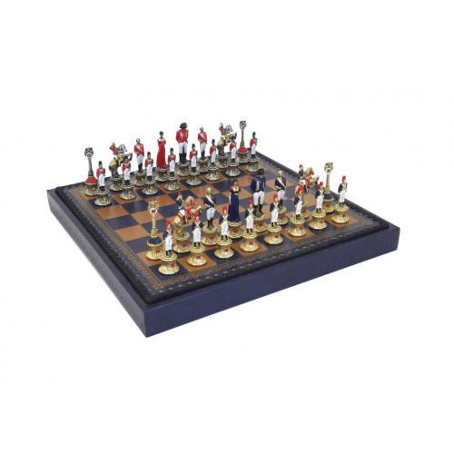 Набор ItalFama Наполеон шахматы + шашки + нарды (1992219GB)