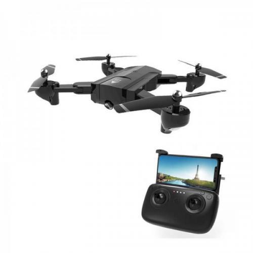 VISUO X196 / SG-900 − дрон с двумя WI-FI камерами и FPV, до 20 мин. полета CBGames