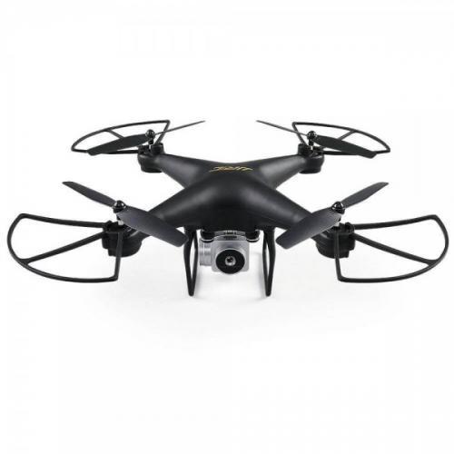 JJRC H68 Black − дрон с HD-камерой, FPV, 20 мин. полета CBGames