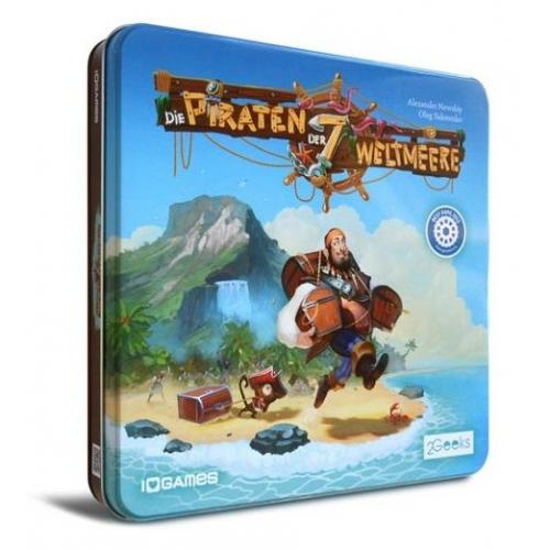 Пираты 7 морей (Pirates of the 7 Seas) (нем.)