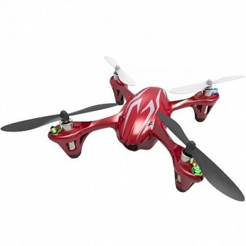 Квадрокоптер Hubsan X4 RTF 2,4 ГГц HD камера (H107C-HD-RG) CBGames