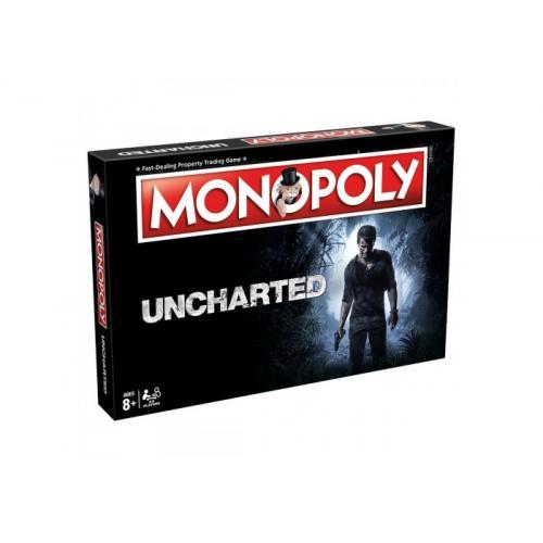 Монополия: Uncharted (Monopoly Uncharted)