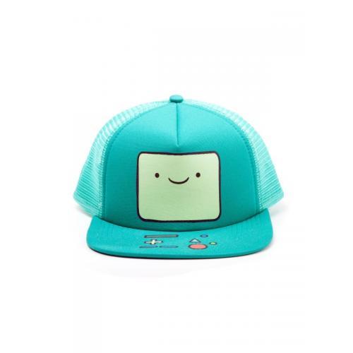 Официальный снепбек Adventure Time - Beemo Trucker Snapback