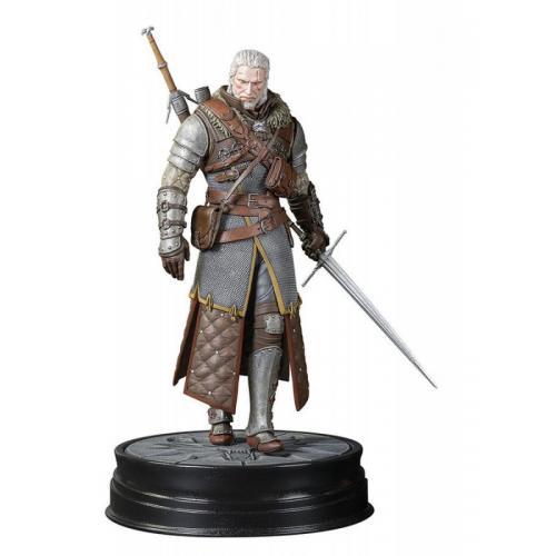 Официальная фигурка The Witcher 3: Wild Hunt: Geralt Ursine Grandmaster