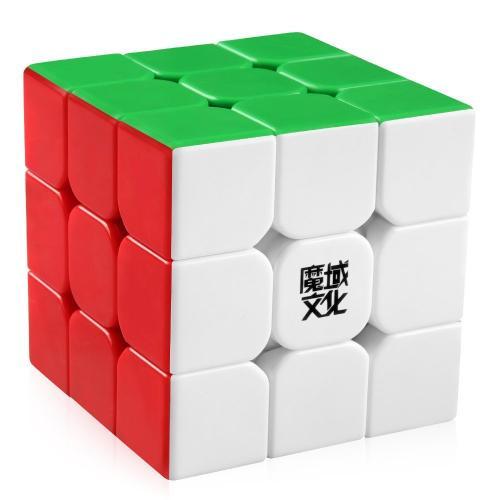 MoYu WeiLong WRM 3х3 color | Мою 3х3 М цветной