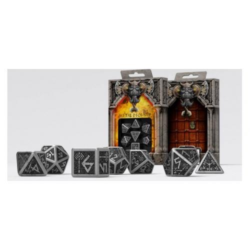 Набор кубиков Metal Dwarven Dice Set