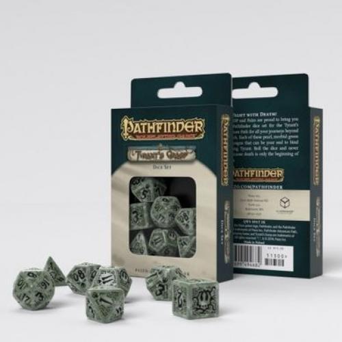 Набор кубиков Pathfinder Tyrant's Grasp Dice Set