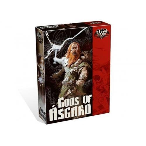 Кровь и Ярость: Боги Асгарда (Blood Rage: Gods of Ásgard) CBGames