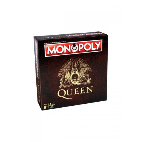 Официальная настольная игра Monopoly Queen UK