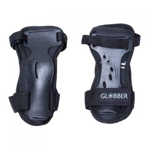Комплект защитный подростковый GLOBBER, черный, 50кг+ (XL)
