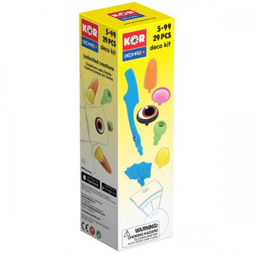 Geomag KOR Kit | Дополнительный набор 29 деталей