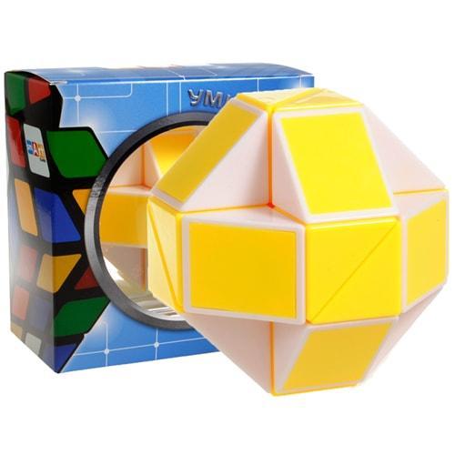 Змейка желтая | Smart Cube YELLOW