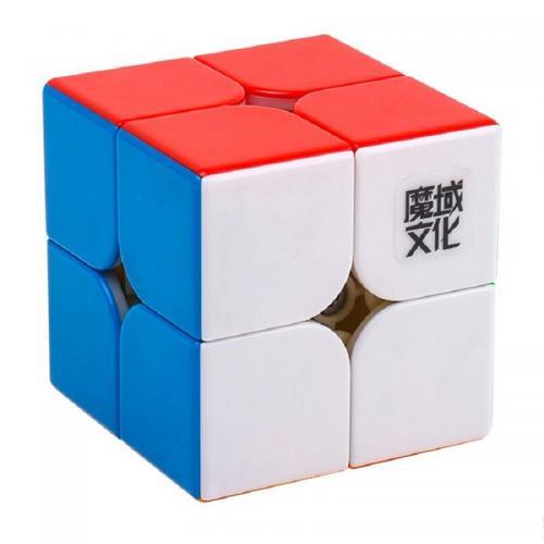 MoYu 2x2 WeiPo WR stickerless   Мою ВейПо WR 2x2