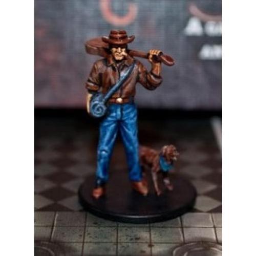 Arkham Horror Investigator Miniatures: Ashcan Pete (Миниатюра