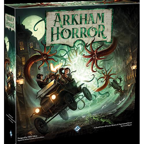 Arkham Horror Third Edition (Ужас Аркхема. Третье Издание)